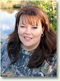 Christy Norris of Nuisance Wildlife Removal.